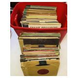 26 Sets of the old Thick Records, Orchestra /Jazz