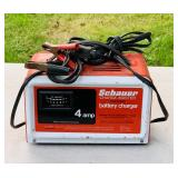 Schauer 4 amp Battery Charger