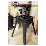 "Craftsman 10"" Radial Arm Saw, Missing Table"