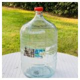 Glass Jug, 5 Gallon, by Crisa, No Cracks or Chips