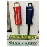 The Shag Caddy and Second Chance Golf Ball Picker