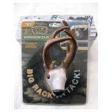 Buck Stow Window Clinger (NEW)