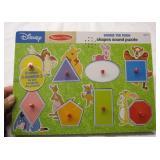 Winnie The Pooh Shape Sound Puzzle