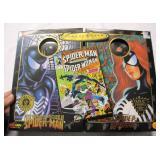 Spider Man/ Spider Woman Action Figures