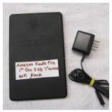 """Amazon Kindle Fire 1st Gen 8GB, 7"""" Screen, WORKS"""