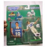 Starting Lineup 1998 Peyton Manning #18