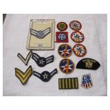 Lot of 15 Army Patches