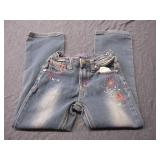 Toddler Girl Lee Jeans Size 6