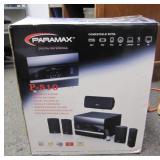 Paramax P-510 Home Theatre Surround Sound System