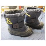 Kamik Boy Size 7 Winter Boots