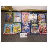 Lot of 10 Various DVD