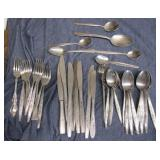 Lot of Knives, Spoons, Forks