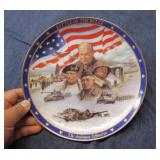 The Battle of The Bulge, Word War II Plate