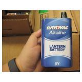 2 Cases Royovac Lantern Battery 6v