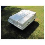 Plastic Storage Car Carrier