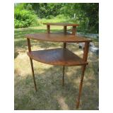 Wood Stand, VERY Nice Condition