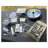 Misc Lot, Cable, indoor outdoor speakers, etc