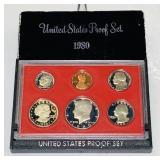 1980 (s) USA Proof Set