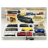 1979 Lionel Train Set in Box, The Wabash