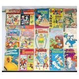 15 Vintage Comic Books