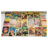 Big lot of Vintage Comic Books, Various types