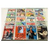 20 Elvis Presley Magazines, all in good Condition