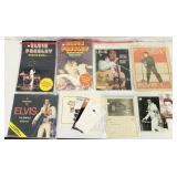 Elvis Poster Books, 78-79 Calendar, more