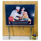 Coke Advertising TV Tray
