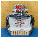 2000 Coke Jukebox Cookie Jar