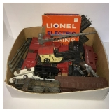 Marx and Lionel Train parts