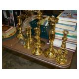 BRASS CANDLE STICK