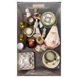 Box lot- porcelains