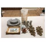 Box lot- quality decorative items