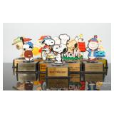 Lot of snoopy trophies