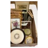 Box lock miscellaneous picture frames