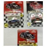 Die cast Earnhardt Allison and petty