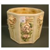 Weller Roma Octaganol Planter/ Vase