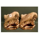 Pair of Rookwood Raven Bookends