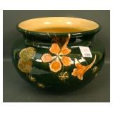 Weller Dickensware Floral Vase