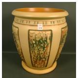 Roseville Cream/Tan Florentine Sand Jar
