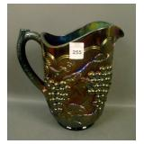 Purple Imperial Grape Water Pitcher