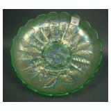 N Peacock at the Urn Lg. Ice Cream Bowl – Ice