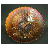 """9"""" N Peacocks Flared Plate w/ Ribbed Ext. – Soda"""