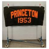 Felt Princeton 1953 Banner