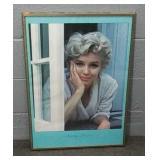 Framed Marilyn Monroe Print 20x28