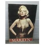 Framed Marilyn Monroe Print 24x36