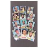 12x Topps 1961 Baseball Cards
