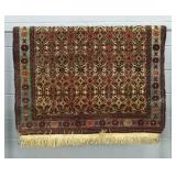 Heavy Middle Eastern Style Rug 3x5