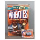 Richard Petty Sealed Wheaties Box & Car