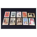 10x Framed Marilyn Monroe Cards/postcards